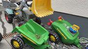 John Deere Traktor für Kinder