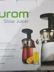 HUROM HE-DBE04 Slow-Juicer Entsafter Smoothie