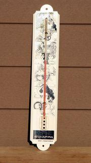 Dekoratives Thermometer zum Aufhängen Schapira