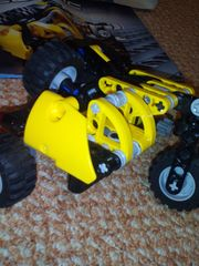 Lego Technic 8045 Mini-Teleskoplader