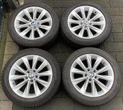 BMW Winterkompletträder V-Speiche 307 18