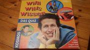 Willi wills wissen-Quiz von Kosmos