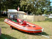Motorboot Sportschlauchboot Zodiac Futura Mark