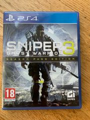 Sniper 3 III Ghost Warrior