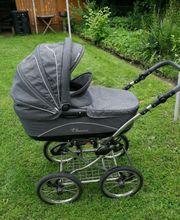 Kombikinderwagen Classico von Knorr Baby