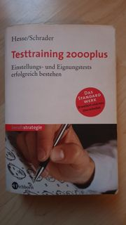 Testtraining 2000plus