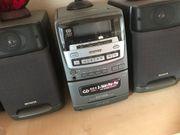 Verkaufe Stereo Anlage Sharp Radio