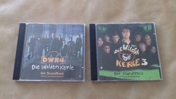 Die wilden Kerle CD