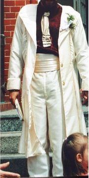 Gehrock Hochzeitsanzug Kostüm