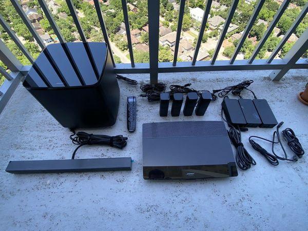 Bose Lifestyle 650 Heimunterhaltungssystem