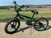 BMX Fatbike von Bergsteiger neuwertig