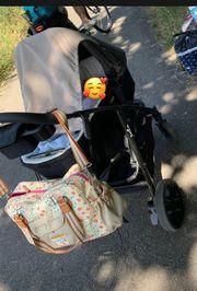 Kinderwagen inkl Zubehör Joie