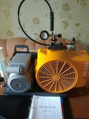 Tauchkompressor Bauer PE100- Einphasig elektrisch