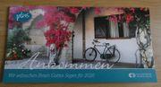 Ankommen - Postkarten-Kalender 2020 zum Stellen