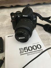 Nikon D5000 12 Megapixel Kit