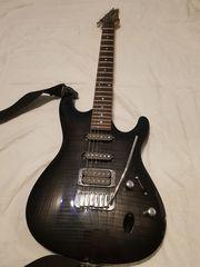 E-Gitarre Ibanez SA160FM-TGB