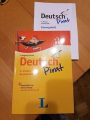 Deutsch 4 Klasse - 3 Hefte
