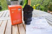 Sony Alpha SEL 24-240 mm