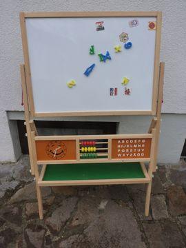 Holzspielzeug - Spielzeug-Tafel