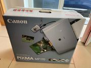 Canon Drucker Pixma MP170 zu