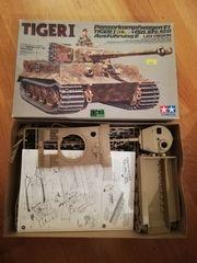 GERMAN Panzerkampfwagen VI TIGER I - Modelbau