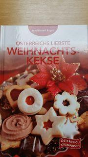 Kochbuch Kekse