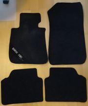 Velours-Fussmatten für BMW 3er Touring