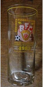 Fussballmeister der DDR 1983 BFC
