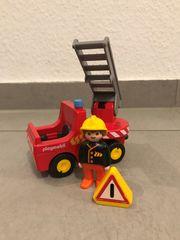 Playmobil 123 - Feuerwehrauto