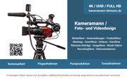 Kameramann Foto- und Videodesign für