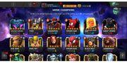Marvel Sturm der Superhelden Account