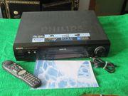 S-VHS Videorecorder Philips VR1000 mit
