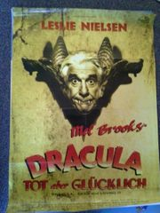 Leslie Nielsen Mel Brooks Dracula
