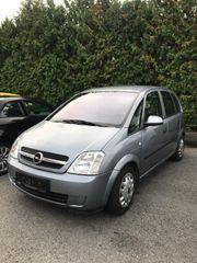 Opel Meriva 1 4 16V