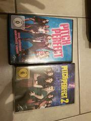 DVDs Pitch Perfekt 1 und