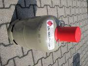 6 kg Gas-Flasche Propangas leer