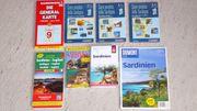 Reiseliteratur-Paket Sardinien