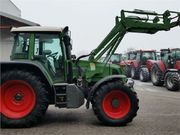 Fendt 712 Vario Gebraucht Traktor