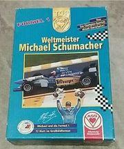 Michael Schumacher Quartett Karten