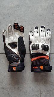 KTM Radical X Motorrad Handschuhe