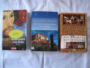 3 Bücher Die Tochter des Pilgers