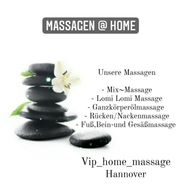 Home-Massage in Hannover