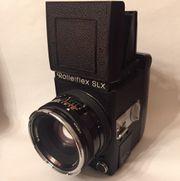 Rolleiflex SLX 6x6 Mittelformat Kamera