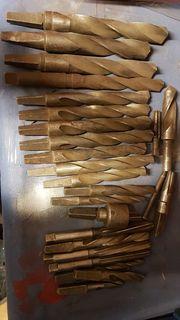 24 Metallbohrer bis 32mmm