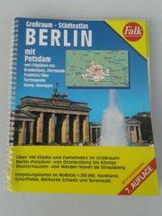 Städteatlas vom Großraum Berlin
