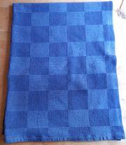 Blaue Tagesdecke 1 50 x