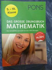 Das grosse Übungsbuch Ponds Mathematik