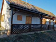 Ungarn Kleines Bauernhaus ca 15
