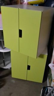 Schrank - 2 IKEA Stuva Schränke