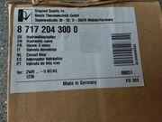 Junkers Hydraulikschalter 871720430000